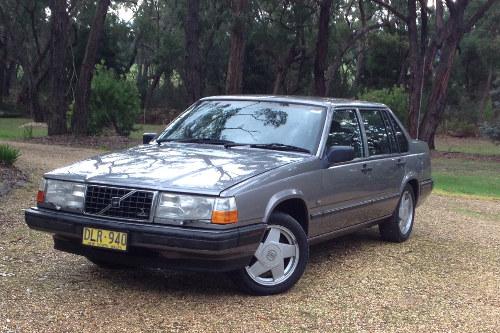 1991 940 Turbo (Andrew Bowman) | Volvo Club of Victoria