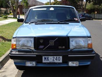 1989 Supercharged 240gl Ben Winkler Volvo Club Of Victoria