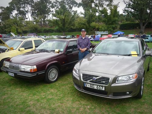 2007 S80 V8 AWD (Peter Hoffmann) | Volvo Club of Victoria