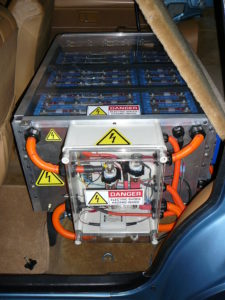 Battery box and Fuse and contactor enclosure