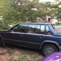1990 740 GL   NEW PRICE