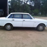 1981 244GL auto Swan Hill area
