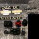 Volvo parts, 242 GT, 244, etc